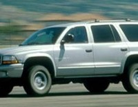 Dodge Durango Service Repair Manual 2000-2003