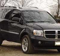 Dodge Durango Service Repair Manual 2004-2009